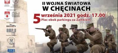 XIV Piknik historyczny - II Wojna Światowa w Chęcinach