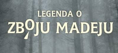 Legenda o zbóju Madeju