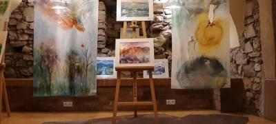 Wystawa Elżbiety Chojak-Myśko zakończona